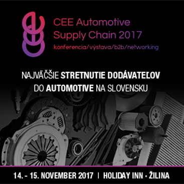CEE Automotive Supply Chain 2017, Žilina