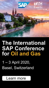 SAP Conference for Oil an Gas