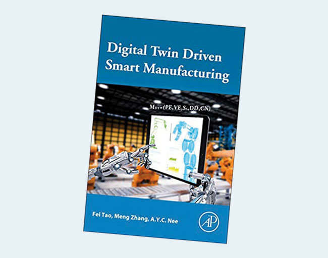 Digital Twin Driven Smart Manufacturing 1st Edition