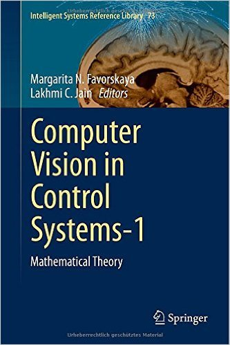 Computer Vision in Control Systems-1, Mathematical Theory